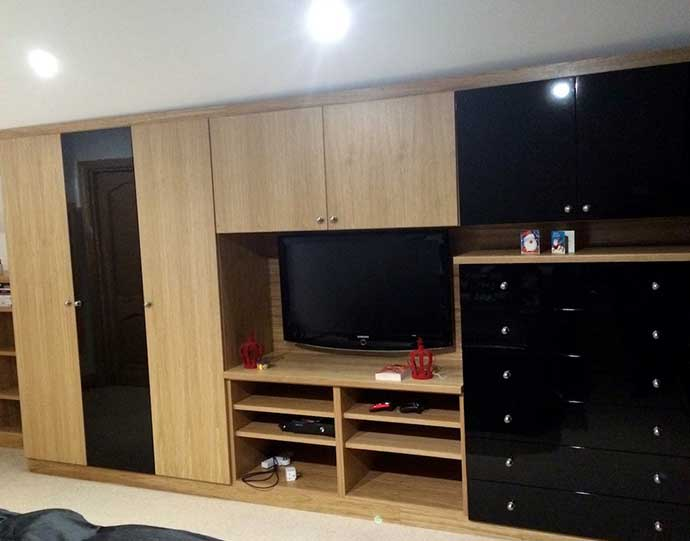 Bespoke Fitted Home Cinema Units Jarrods