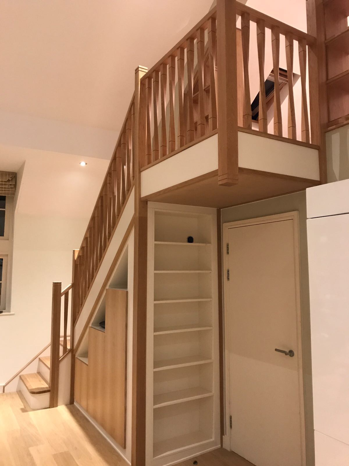 How to Create Storage Around Staircases