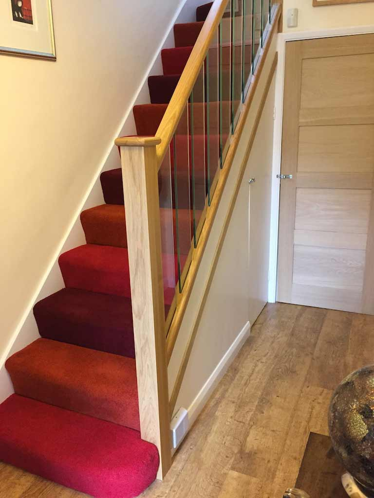 Staircase Regulations Uk >> Glass Staircases - Contemporary & Modern | Jarrods