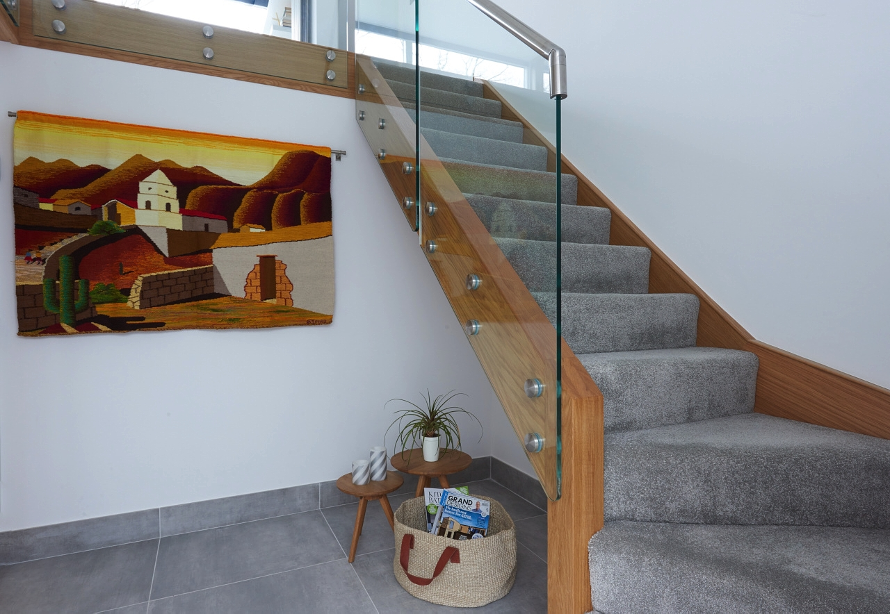 Bespoke Staircases Wood Steel Or Glass Stairs Jarrods Staircase Diagram Classic And Remodeling This Customer Story Is A Little Different Because We Take Look At Not Just One But Two Refurbishments That Worked On For Mr Mrs Hand