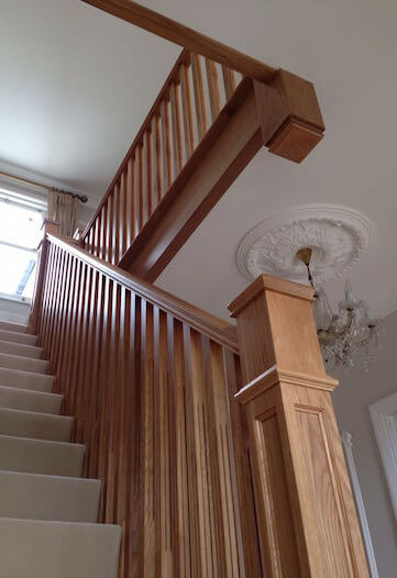 Traditional Wooden Staircases Jarrods