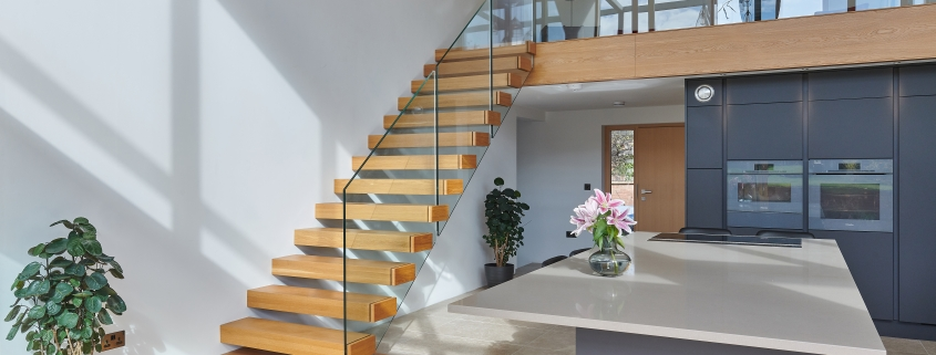 floating staircase UK